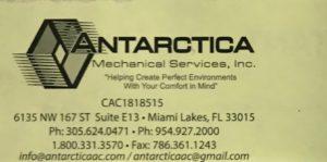 Antartica Review