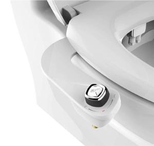 Bio Bidet SlimEdge Simple Bidet Toilet Attachment