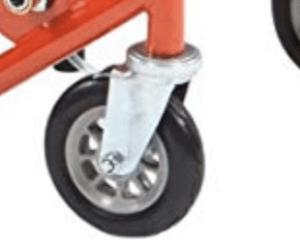 Briggs & Stratton 3300 PSI Murray Gas Pressure Washer tires