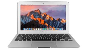"""Apple MacBook Air 11.6"""" Laptop"""