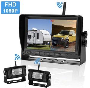 LeeKooLuu 1080P Digital Wireless Backup Camera Kit
