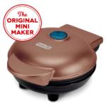 Dash Waffle Iron DMW001CU Review