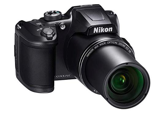 Nikon COOLPIX B500 lens
